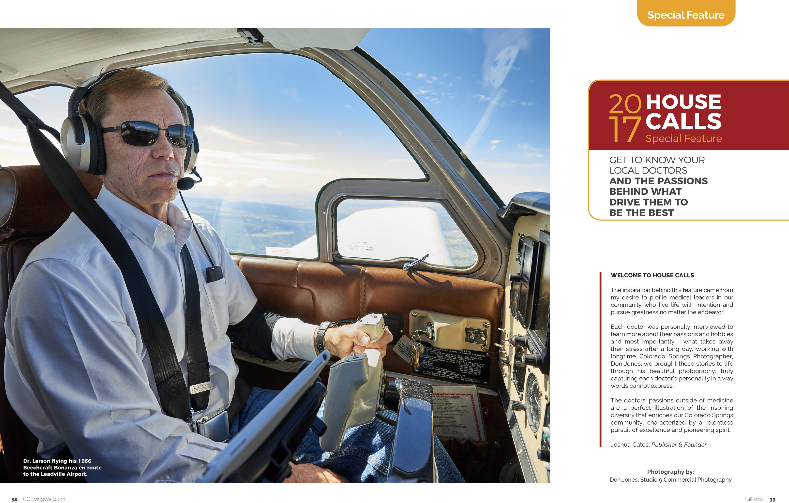 colorado-living-well-magazine-dr-larson-cockpit