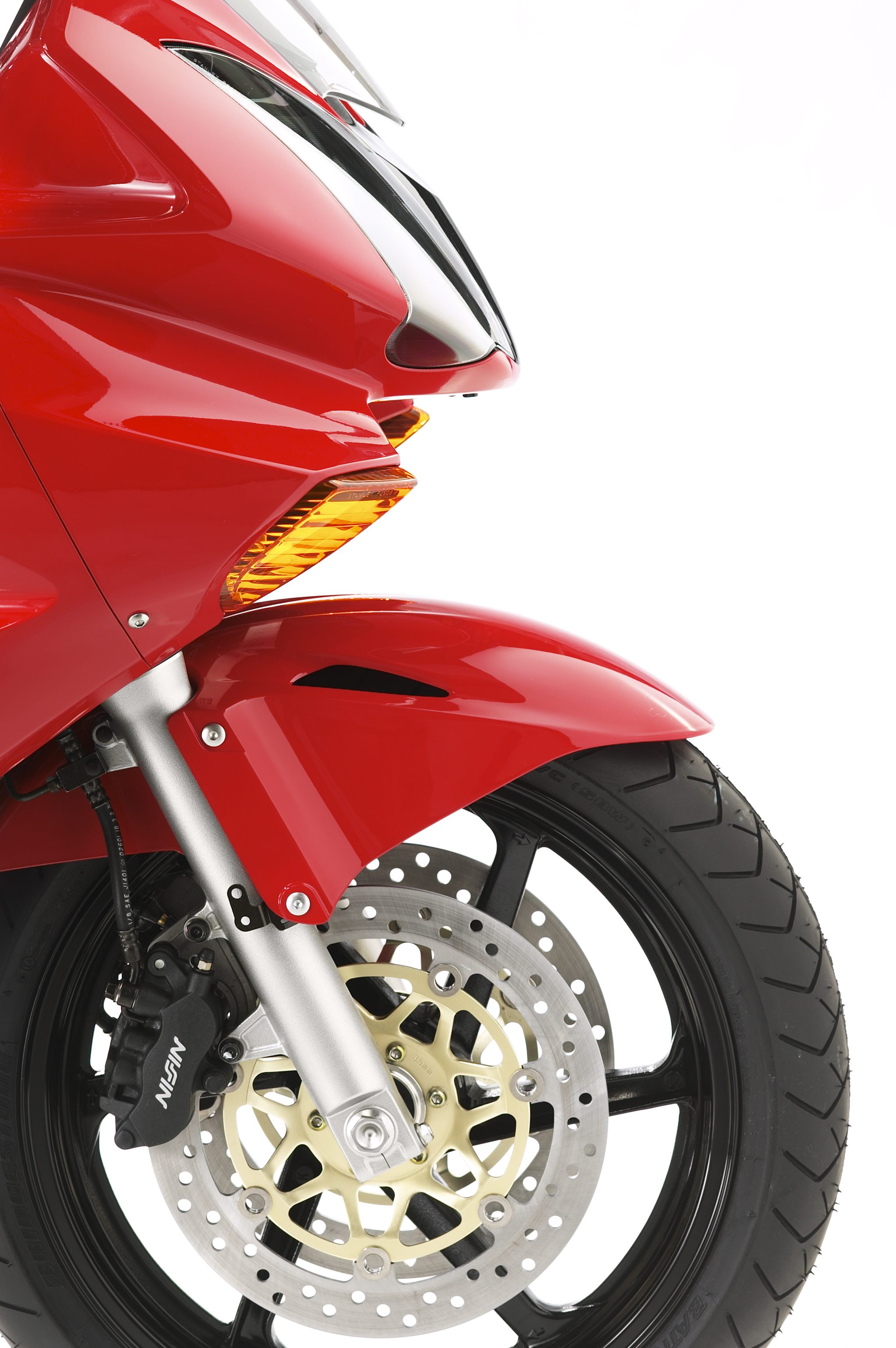 Motorcyle Front Wheel